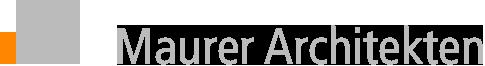 Maurer Architekten Logo