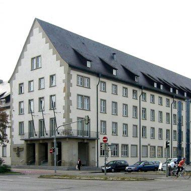 Sanierung Finanzamt Ulm