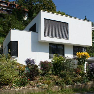 Neubau Wohnhaus Z in Bad Urach