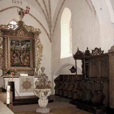 Sanierung ev. Kirche Jungingen