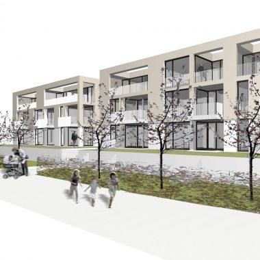 Neubau Eigentumswohnungen im Talfeld