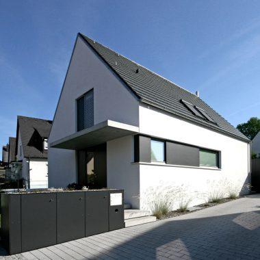 Neubau Wohnhaus G