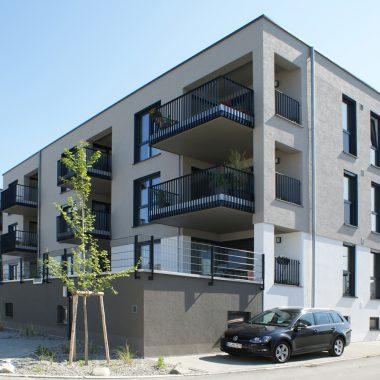 Neubau Eigentumswohnungen im Talfeld l Biberach