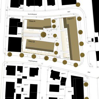 Gutachterverfahren Wohnbau Buchmillergasse l Ulm